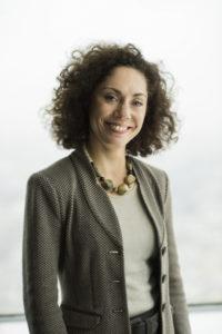 Cécile George a été nommée fin décembre 2016 par le gouvernement au collège de l'Arafer. © V. Pancol